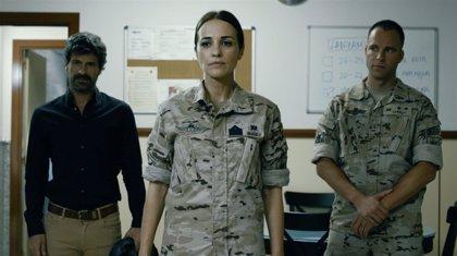 Paula Echevarría protagoniza Los nuestros 2, miniserie sobre la incursión de una unidad de la BRIPAC en Siria