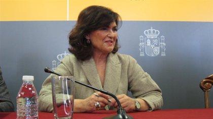"""Calvo defiende que los PGE """"no se negocian"""" en Waterloo: """"Para el Gobierno sólo existen Congreso y Senado, y punto"""""""