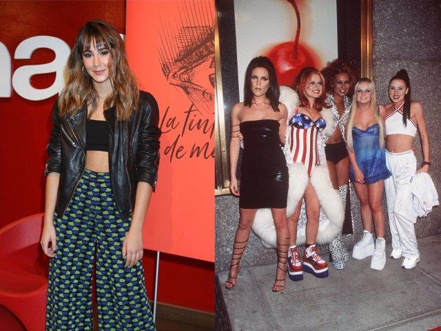 Aitana Ocaña y las Spice Girls, ¿qué tienen en común?