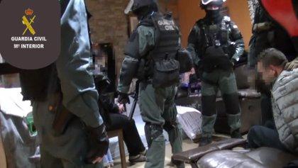 Tres de los diez detenidos en la operación antidroga en tres localidades extremeñas ha ingresado en prisión