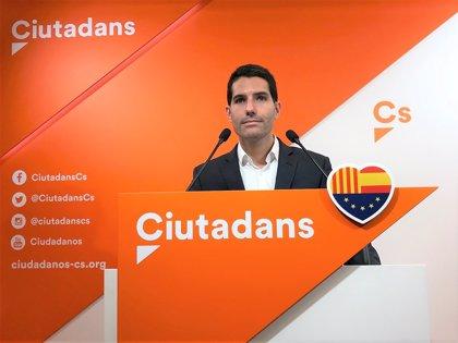 """Cs rebutja perpetuar Sánchez amb uns pressupostos """"que no són realistes"""""""