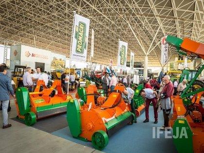 Expoliva se convierte en la única feria internacional que se celebrará este año en Andalucía