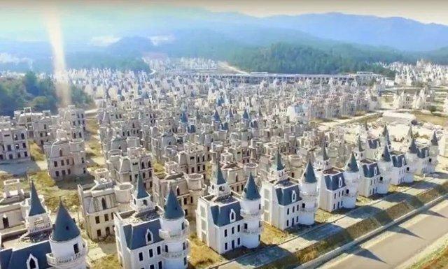 Villas coloniales en Turquía