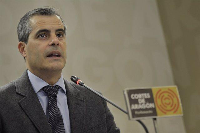 Javier Martínez, diputado autonómico de Cs