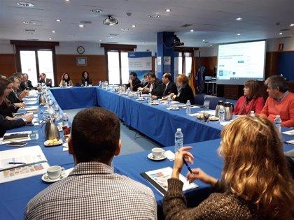 """El embajador de Paraguay ofrece a empresarios riojanos un país con """"estabilidad económica"""" y """"seguridad jurídica"""""""