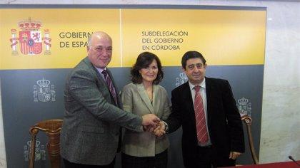 El Gobierno y las diputaciones de Córdoba y Jaén impulsarán la Vía Verde del Aceite con unos once millones