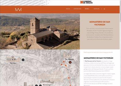 Gobierno de Aragón crea una página web dedicada a los panteones reales