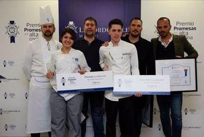 Cordon Bleu selecciona a 4 castellano-manchegos para el VII premio promesas de alta cocina
