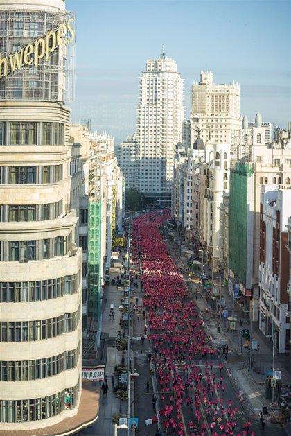 'La Carrera de la Mujer' de Central Lechera Asturiana vuelve a Gijón el 16 de junio