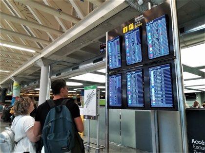 Més de 29 milions de persones van passar per l'aeroport de Palma en 2018, un 4% més que en 2017