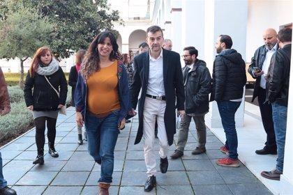"""Adelante pide """"saldar las deudas pendientes"""" con Andalucía y reformar la financiación según lo acordó el Parlamento"""