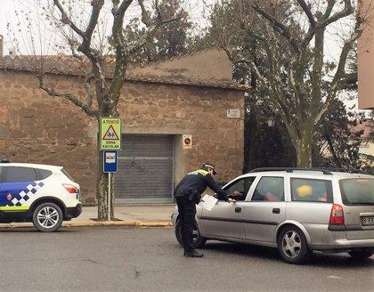 Sancionados 30 conductores en cinco días por no llevar el cinturón en Solsona (Lleida)