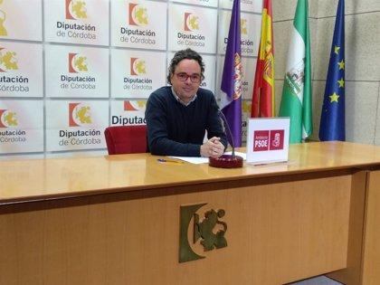 """El PSOE de la Diputación de Córdoba pedirá a PP y Cs que no acepten """"la merma"""" de derechos de las mujeres"""
