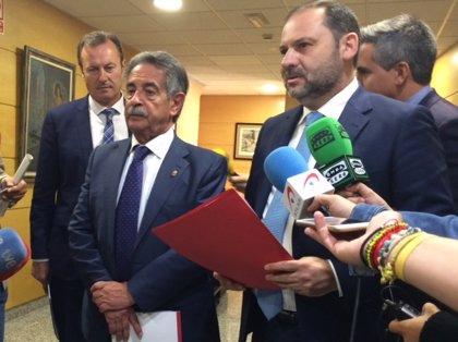 Fomento y sus empresas públicas consignan 211 millones para Cantabria, un 8,2% menos