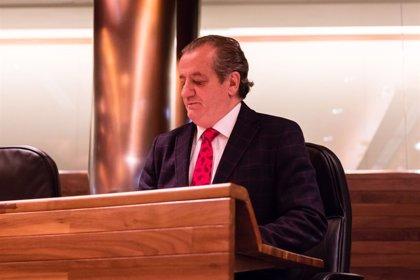 Nicanor García descarta presentarse a las primarias de Ciudadanos en Asturias y apoya sin fisuras a Juan Vázquez