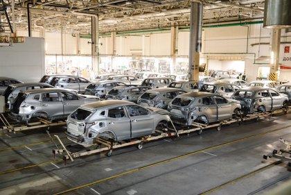 Nissan cierra 2018 con un récord de producción en Rusia, con 56.525 unidades, un 23% más