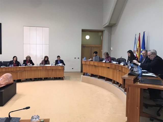 Serafín Romero (OMC), en la Comisión de Investigación de Galicia