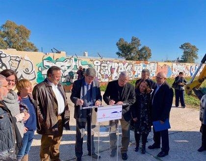 Vecinos de Natzaret reivindican que el futuro Parque de Desembocadura llegue al mar y conecte con l'Albufera