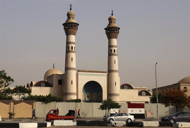 Sede de la Universidad de Al Azhar en El Cairo
