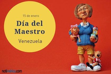 15 de enero: Día del Maestro en Venezuela, ¿por qué se celebra hoy?