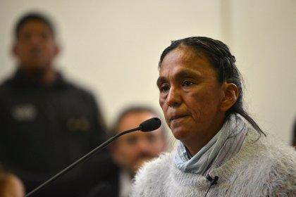 Condenan a la líder indígena Milagro Sala a 13 años de prisión por asociación ilícita