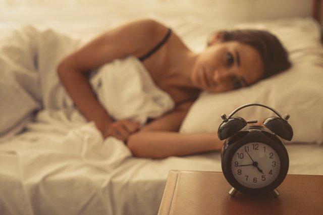 Dormir poco, insomnio
