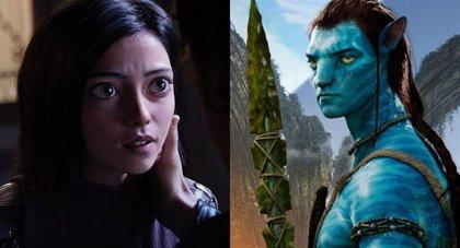 Así ayudó Alita: Ángel de Combate a las secuelas de Avatar