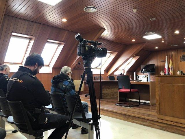 Juicio acusado abuso sexual a menor