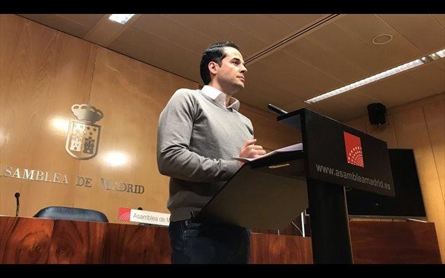 Aguado tilda de 'falta de respeto' y 'desprecio' a los madrileños la inversión que destina Sánchez a la Comunidad