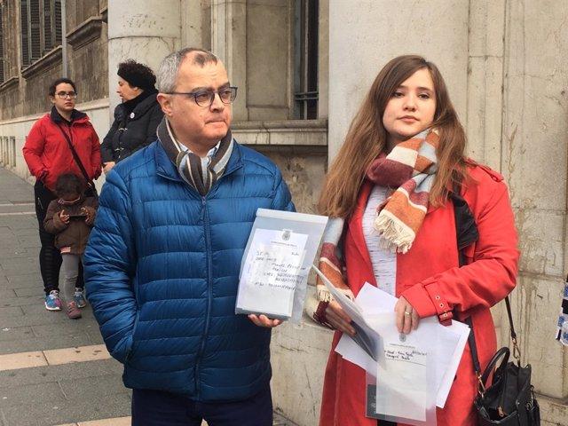 El juzgado devuelve los efectos incautados a los periodistas