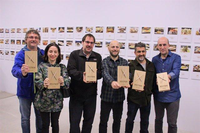 Cocineros guipuzcoanos con estrellas Michelin