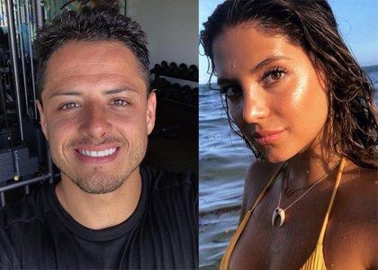 'Chicharito' será padre según anunció junto a su pareja en un vídeo