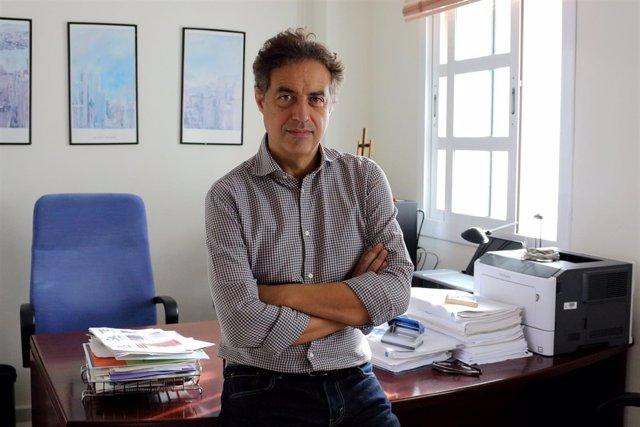 Francisco Lorenzo, profesor de la UPO.