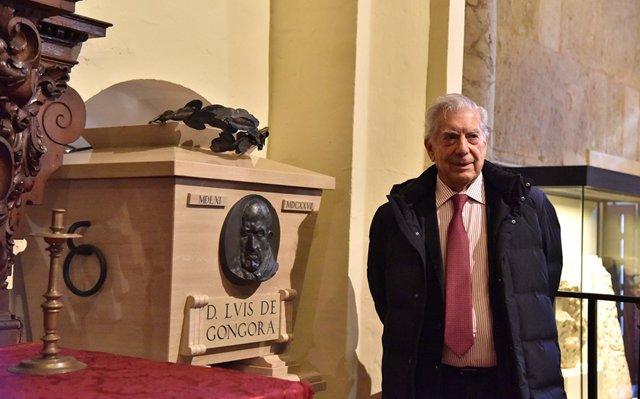 Vargas Llosa participará en la Convención Nacional del PP este fin de semana