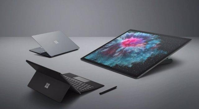 Dispositivos Microsoft