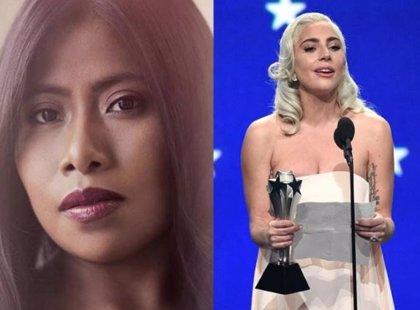 ¿Cómo reaccionó la actriz mexicana Yalizta Aparicio cuando no anunciaron su nombre en los Critics' Choice Awards?