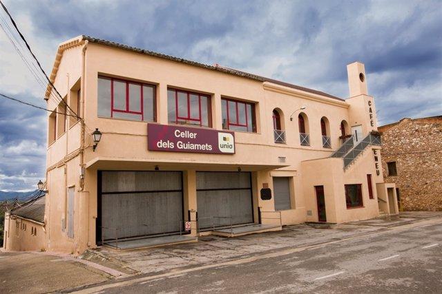 Bodega de Els Guiamets (Tarragona)