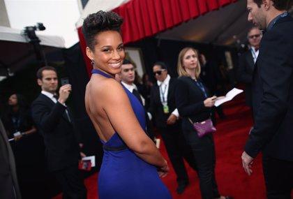 Alicia Keys presentará los Premios Grammy 2019