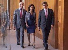 El Santander decideix no seguir endavant amb el nomenament d'Andrea Orcel com a conseller delegat (BANCO SANTANDER - Archivo)