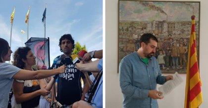 11 detinguts per ocupar l'AVE a Girona l'1 d'octubre, inclosos dos alcaldes