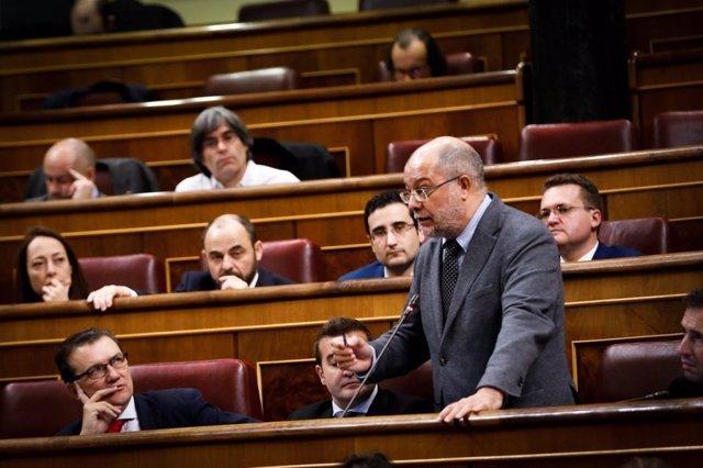 El diputado de Cs Francisco Igea.