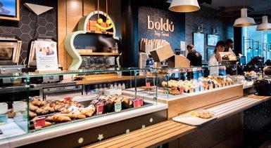 L'Aeroport de Barcelona reforça l'oferta gastronòmica amb dos nous locals (AREAS)