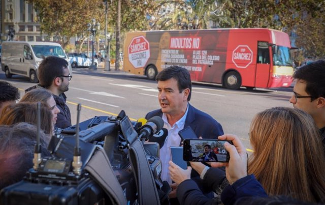Giner se presentará a las primarias de Cs para aspirar a la alcaldía de València: