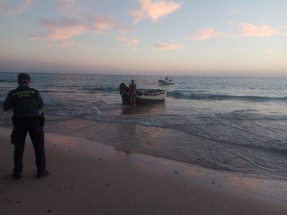 Unas 150 personas detenidas en 2018 por facilitar la llegada irregular de migrantes en patera