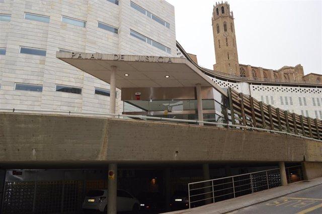 Juzgados de Lleida (Archivo)