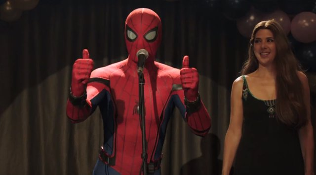 Spider-Man: Lejos de Casa (Spider-Man: Far From Home)