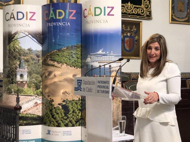Irene García presenta el Plan de Acción de Turismo para 2019