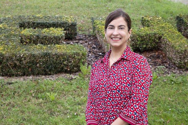 Arantzazu Zabala, investigadora de la UPV/EHU