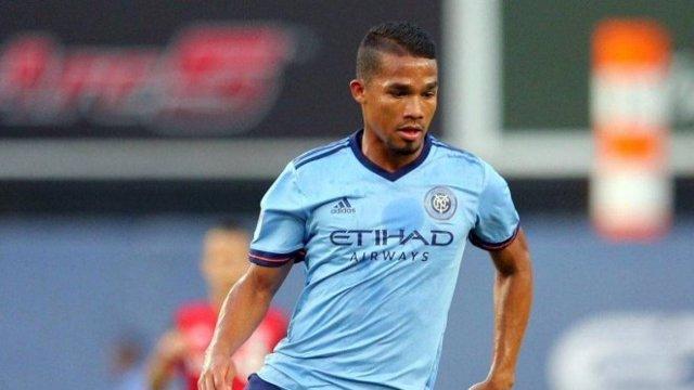 Yangel Herrera llega al Huesca cedido por el Manchester City