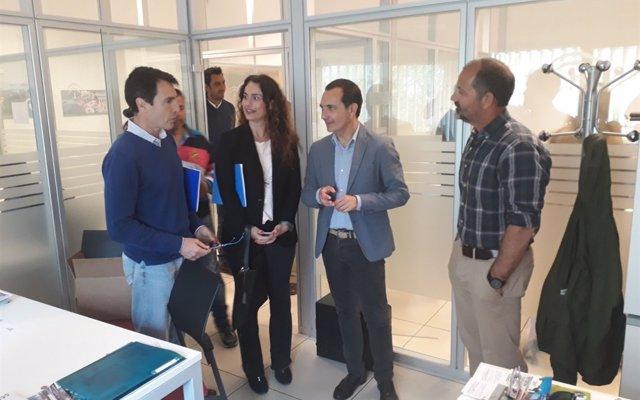 Los CADE de la Junta ayudan a crear más de 900 empresas por parte de más de 1.000 emprendedores en 2018 en Huelva
